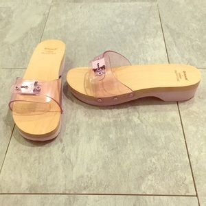 Urban Outfitters Dr Scholls Sandals - brand new!
